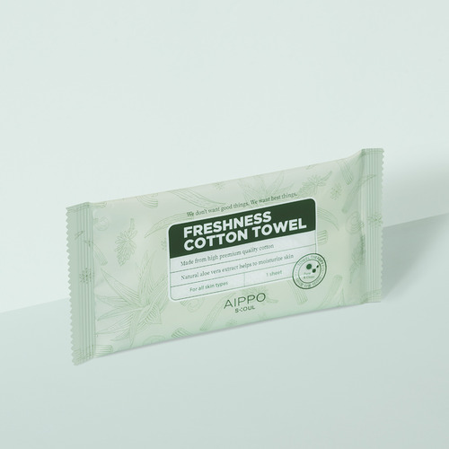 FRESHNESS COTTON TOWEL