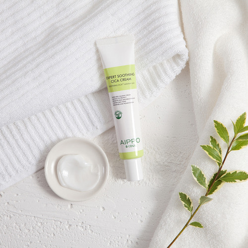 EXPERT SOOTHING CICA CREAM